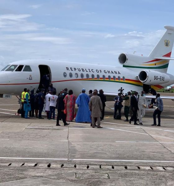 flight ECOWAS