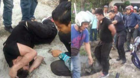 2 Juruteknik Didakwa Larikan Anak Pemilik Kilang Langsir, Campak Mangsa Dari Van