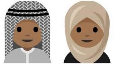 Muslimah Berhijab Antara 69 Emoji Baharu Ditambah