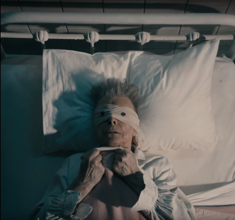 Watch: David Bowie Says Goodbye to The World With His Last Video