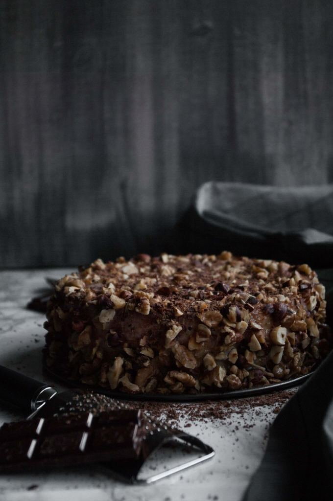 crown's cake
