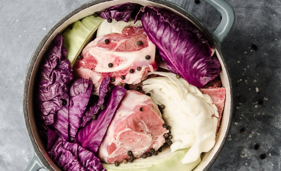 Fårikål | Sheep & Cabbage Stew