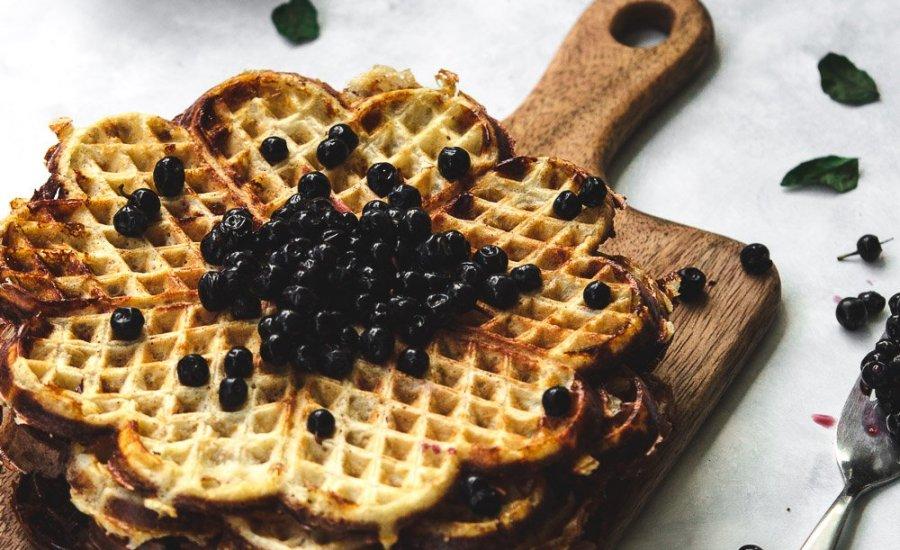 Frasvåfflor | Crisp Waffles