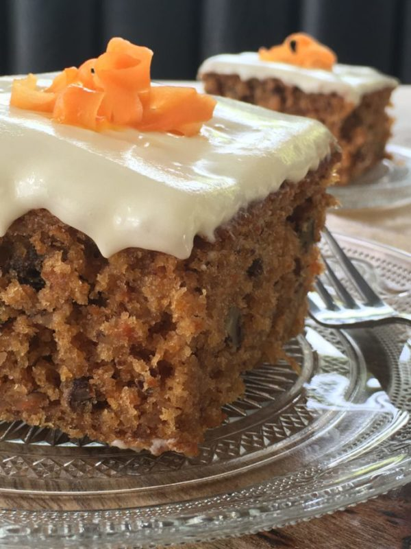 Carrot Cake – Celebration of Life