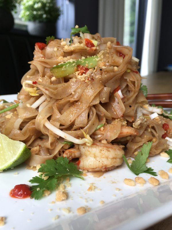 Shrimp Pad Thai (CWF: Carolien)