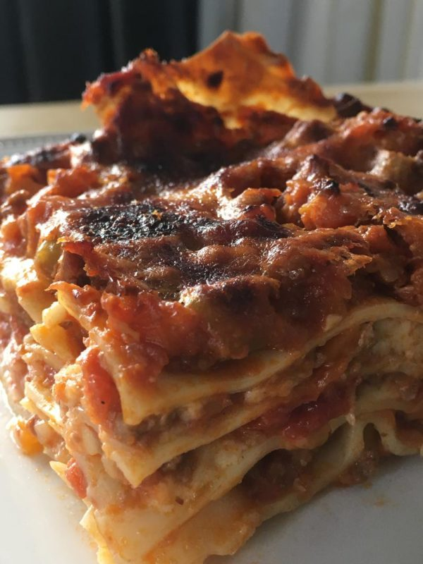 Bolognese Lasagna – It's Worth It