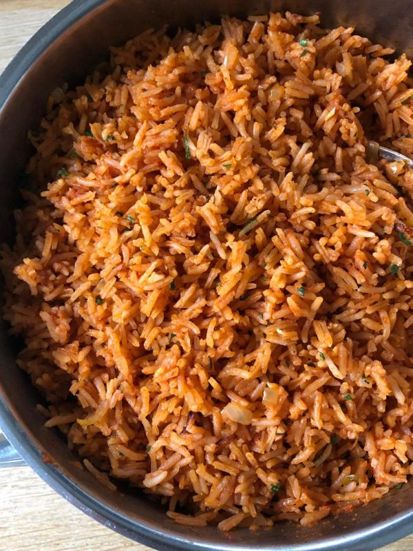 Spanish Rice (Mexican Rice)