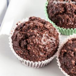 Healthy Chocolate Muffin Recipe