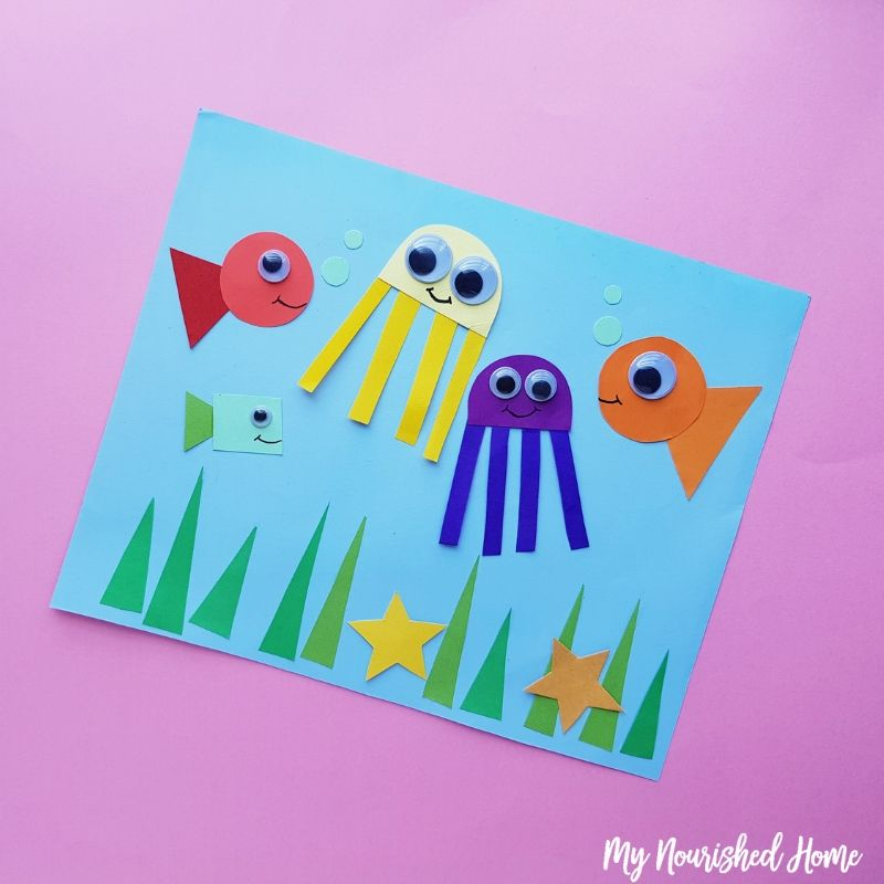 The editors of publications international, ltd. Under The Sea Craft For Kids My Nourished Home