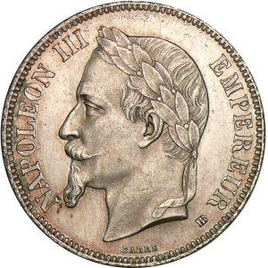 5 francs napoleon iii