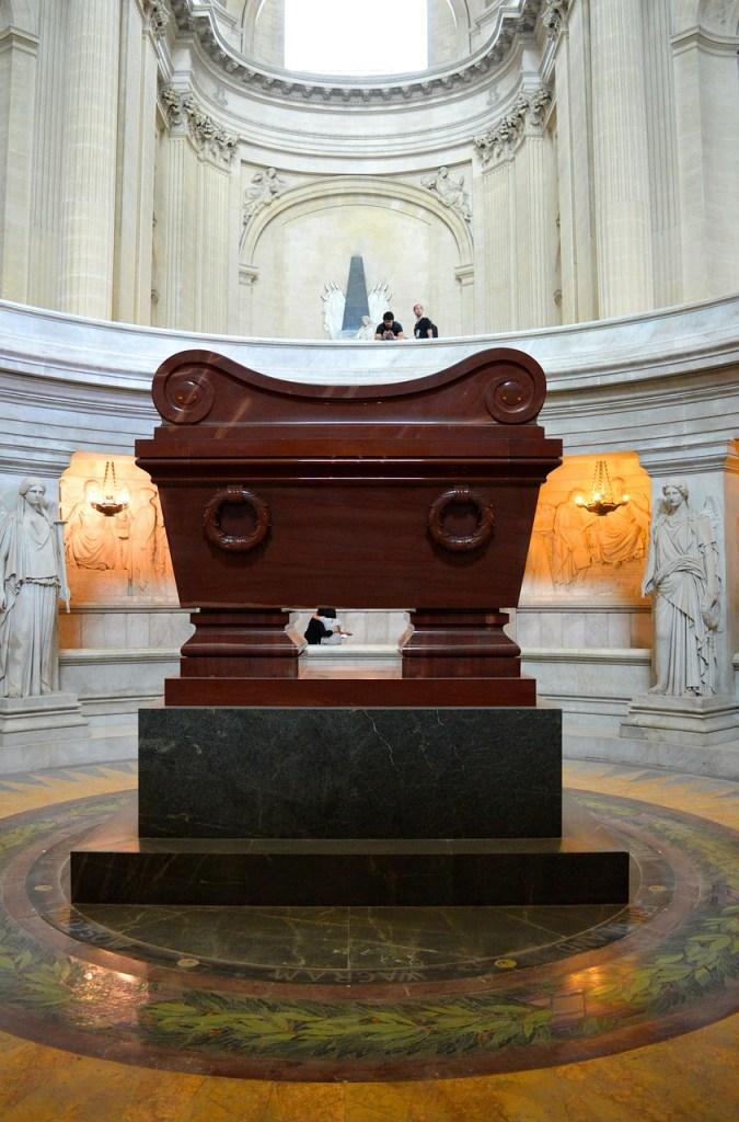 Napoleons död