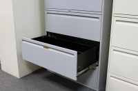 Haworth 5 Drawer Lateral File Cabinet | Cabinets Matttroy
