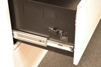 Meridian 3 Drawer Lateral File Cabinet - Used File Cabinets