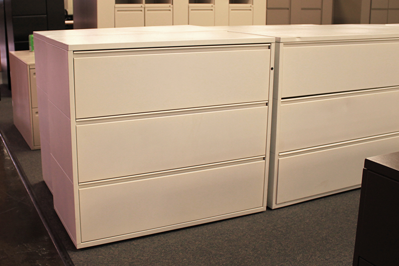 Meridian File Cabinets