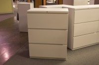 Used Haworth 3 Drawer Lateral File Cabinet - Office ...