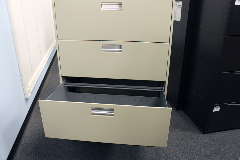 Hon 4 Drawer Lateral File Cabinet
