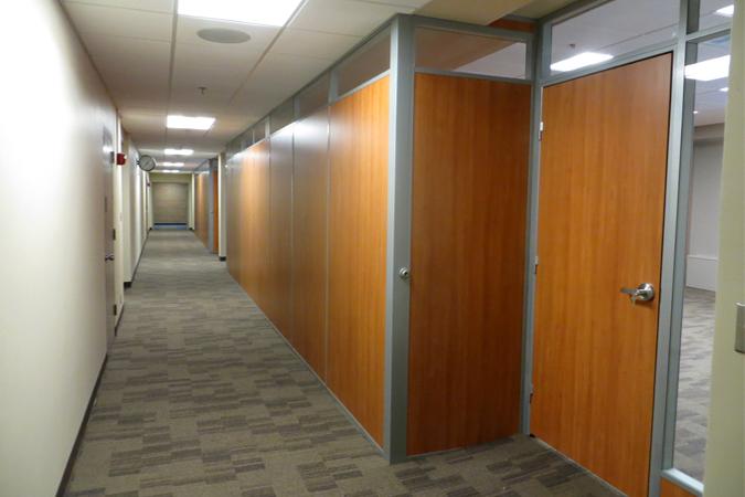 Demountable Wall Panels