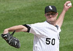 Young pitchers like John Danks probably wont make all their starts in September