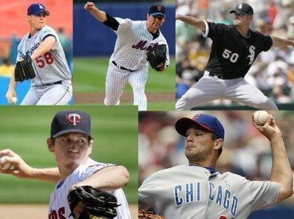 Ricks best bets amongst 2-start pitchers for Week 2