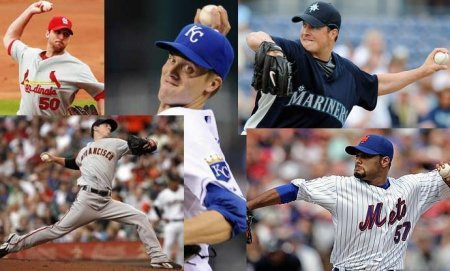Ricks best bets amongst 2-start pitchers for Week 5