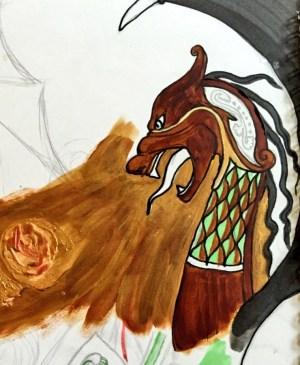 My Níðhöggr's Nose