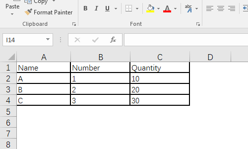 How to Copy a Table from Microsoft Word to Excel Perfectly
