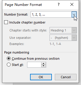 How to Insert Page Numbers in Word Document