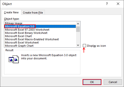 How to Input Fractions in Word 2016