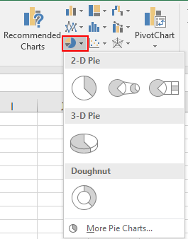 How to Make a Pie Chart in Microsoft Excel 2016