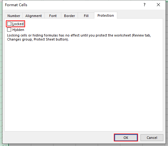 How to Lock Specific Cells in Excel to Protect the Data