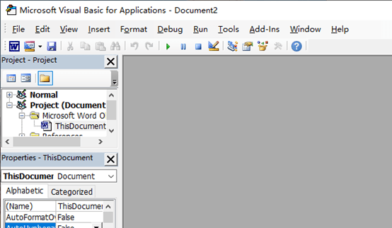 How to Remove Research Task Pane in Word