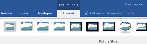 How to Compress Pictures in Word 2016
