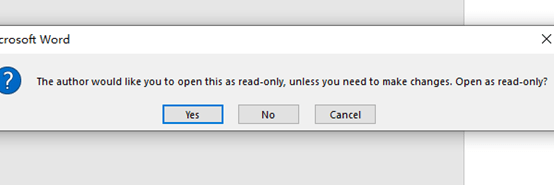 How to Set Document as Read-Only and Remove It in Word