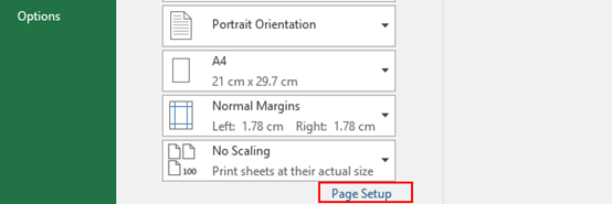 How to Print Excel Documents in Black and White