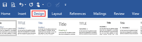 How to Change and Remove the Background of Word Documents
