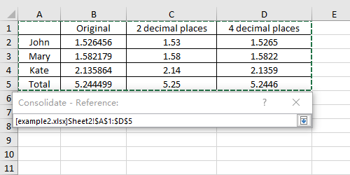 How to Merge Multiple Tables from Different Excel Sheets