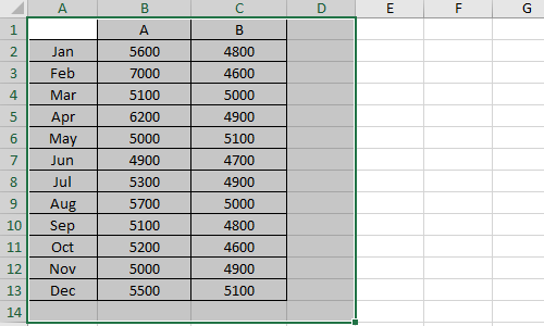 How to Print a Worksheet in Excel With Gridlines
