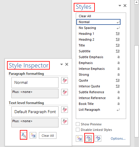 How to Find Out the Formatting of Selected Text in Microsoft Word