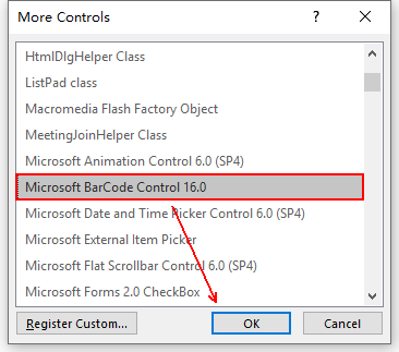 How to Create a Barcode in MS Excel and Word