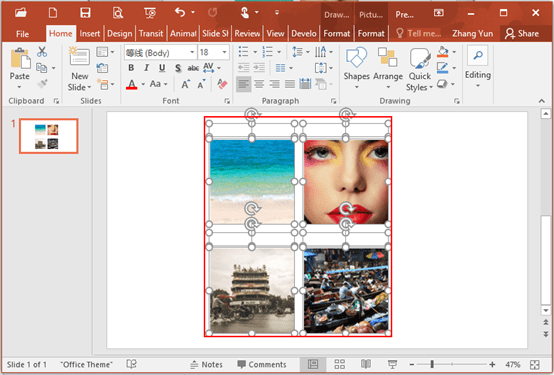 2 Tips on How to Batch Resize Multiple Pictures in PowerPoint
