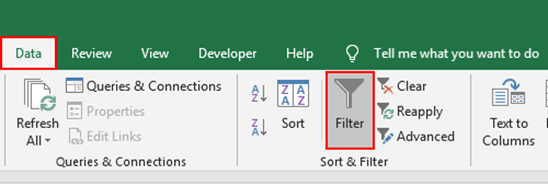 How to Highlight All the Nonworking Days in Excel Spreadsheet