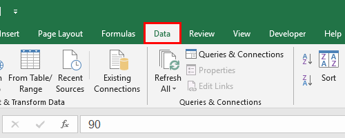 How to Circle All the Invalid Data in Excel at Once