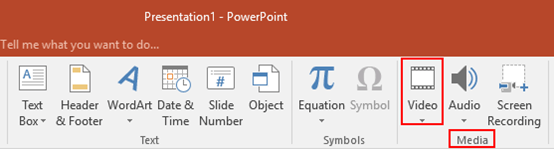 How to Insert Video in PowerPoint Presentation