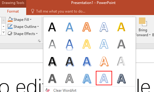 How to Add a Watermark to All Slides in PowerPoint