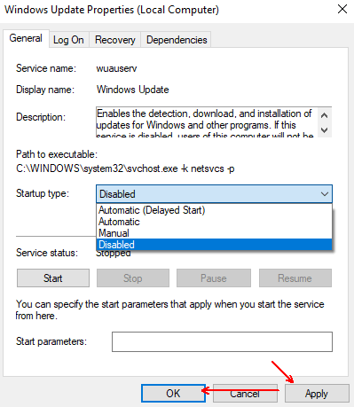 How to Stop the Automatic Update of Windows 10 on Your Computer