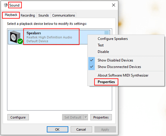 How to Disable Audio Enhancements on Windows 10
