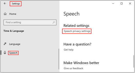 How to Turn On Speech Recognition on Windows 10