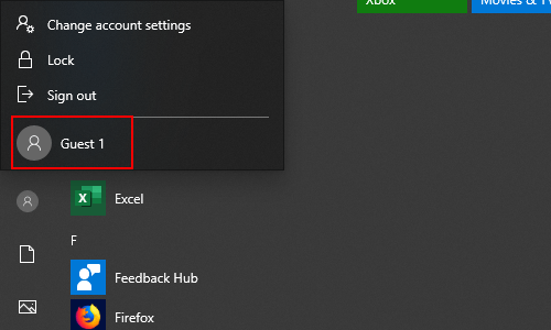 How to Add Guest Accounts for Others to Use in Windows 10
