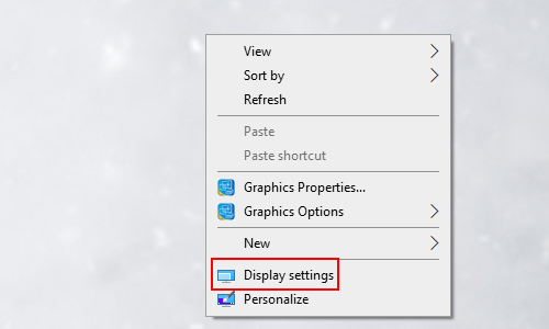 How to Change the Scaling Size of Text and Apps in Win 10