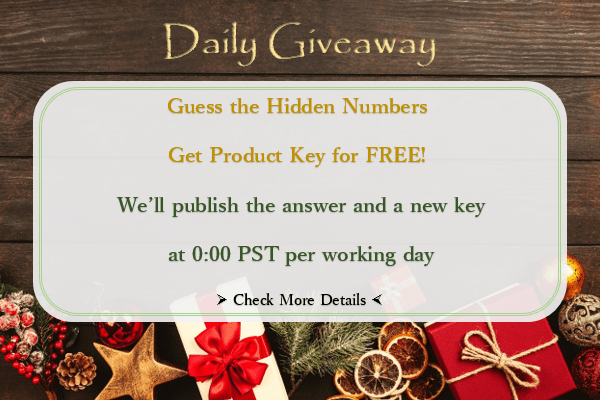 Daily Giveaway - Windows 10 Pro Product Key For Free!